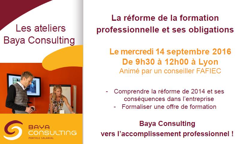 reforme formation professionnelle obligations retour temoignage