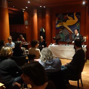 Yves Bontoux, Coach de Chefs étoilés et Consultant en Vins, et consultant Baya Consulting