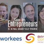 Coworkees et Baya Consulting mettent en lumière les freelances le 5 et 6 février à Paris