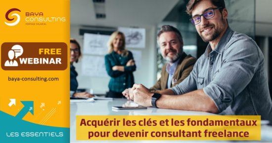 Webinar consultant Freelance