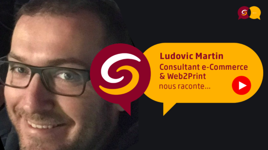 Ludovic Martin, consultant E-Commerce