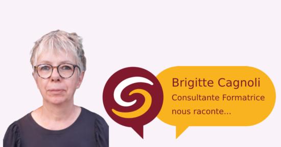 Brigitte Cagnoli, consultante formatrice en portage salarial