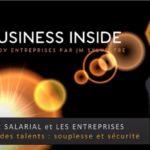 Travailler avec des talents en portage salarial - Bertrand Hoch dans Forbes