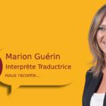 L'expérience du portage salarial par Marion GUERIN, interprète/ traductrice