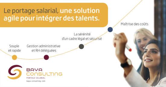 Talents en portage salarial